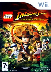 Lego Indiana Jones - la trilogie originale - Wii