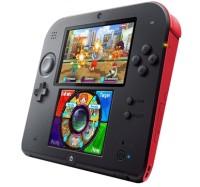 console nintendo 2ds noire et rouge et yo kai watch 3ds console occasion pas cher gamecash. Black Bedroom Furniture Sets. Home Design Ideas