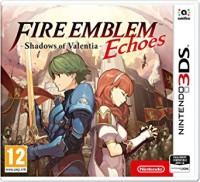 Fire Emblem Echoes : Shadows of Valentia sous blister - 3DS