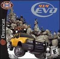 4x4 evolution (import USA) - Dreamcast