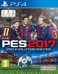 Pro Evolution Soccer 2017 - Playstation 4