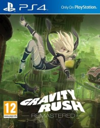 Gravity Rush Remastered - Playstation 4