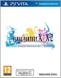 Final Fantasy X HD Remaster - Playstation Vita
