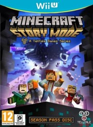 Minecraft Story Mode - A Telltale Games Series - Wii U