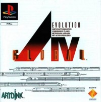 A IV Evolution Global - Playstation One