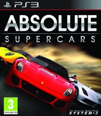 Absolute Supercar - Playstation 3
