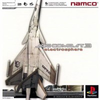 Ace Combat 3 (import japonais) - Playstation One