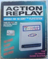 Action Replay - Playstation One