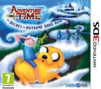 Adventure Time: Le Secret du Royaume Sans Nom - 3DS