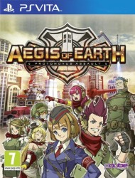 Aegis Of Earth : Protonovus Assault - Playstation Vita