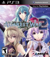 Agarest : Generations of War 2 (import USA) - Playstation 3