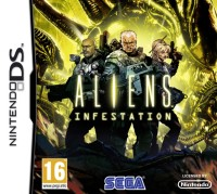 Aliens: Infestation - DS