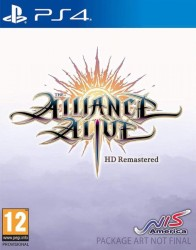 The Alliance Alive HD Remastered - Playstation 4