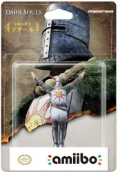 Amiibo Dark Souls Remastered - Solaire d'Astoria en boîte  - Switch