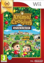 Animal Crossing : Let's Go to the City - Nintendo Selects - Wii