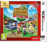 Animal Crossing New Leaf : Welcome Amiibo ! Nintendo Selects - 3DS