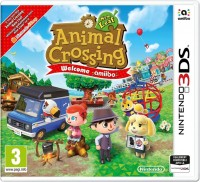Animal Crossing New Leaf : Welcome Amiibo ! - 3DS