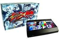 Stick Arcade Street Fighter Vs Tekken en boîte  - Xbox 360