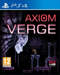 Axiom Verge - Playstation 4