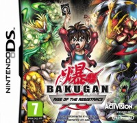 Bakugan: Rise of the Resistance - DS