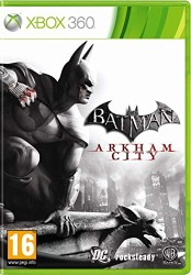 Batman: Arkham City (import anglais) - Xbox 360