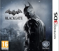 Batman: Arkham Origins - Blackgate - 3DS