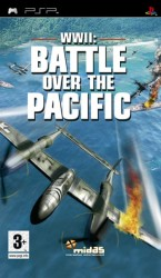 WWII : Battle over the Pacific  - Playstation Portable
