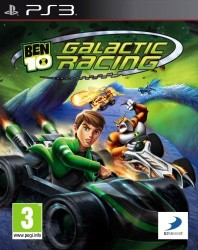 Ben 10: Galactic Racing - Playstation 3