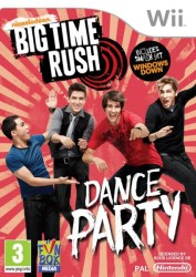 Big Time Rush: Dance Party  - Wii