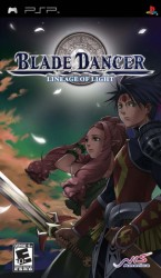 Blade Dancer: Lineage of Light (import USA) - Playstation Portable