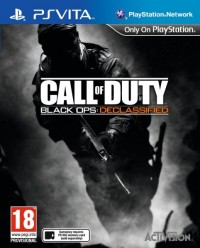 Call of Duty: Black Ops Declassified - Playstation Vita