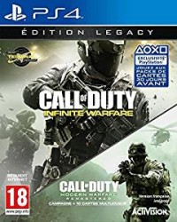 Call of Duty : Infinite Warfare - Édition Legacy sous blister - Playstation 4