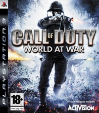 Call of Duty : World at war - Playstation 3