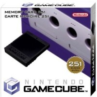 Carte Mémoire 251 blocs Officielle Nintendo - GameCube