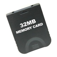 Carte Mémoire 32 Mb Non Officielle - GameCube