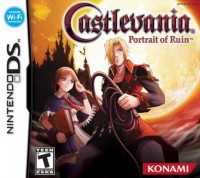 Castlevania: Portrait of Ruin (Import USA) sous blister - DS