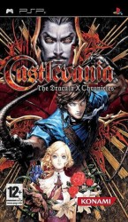 Castlevania: The Dracula X Chronicles - Playstation Portable