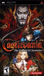 Castlevania: The Dracula X Chronicles (import USA) - Playstation Portable