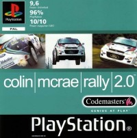 Colin McRae Rally 2.0  - Playstation One