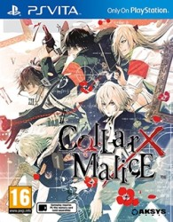 Collar X Malice (Import USA) - Playstation Vita