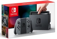 Console Nintendo Switch avec Joy-Con Gris en boîte - Switch
