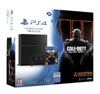 Console PlayStation 4 (1 To) + Call of Duty : Black Ops III - Playstation 4