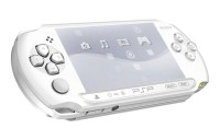Console PSP Street Blanche - Playstation Portable
