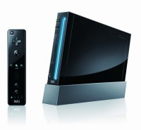 Console Wii Noire - Wii