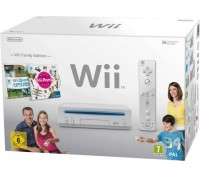 Console Wii et Wii Party + Wii Sports - Wii