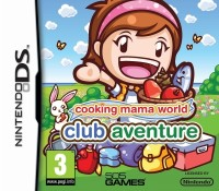 Cooking Mama World: Club Aventure - DS