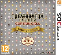 Theatrhythm Final Fantasy: Curtain Call - Edition Limitée - 3DS