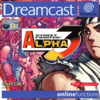 Street Fighter Alpha 3 sous blister - Dreamcast