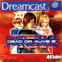 Dead or alive 2 - Dreamcast