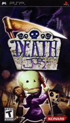 Death Jr. (import USA) - Playstation Portable
